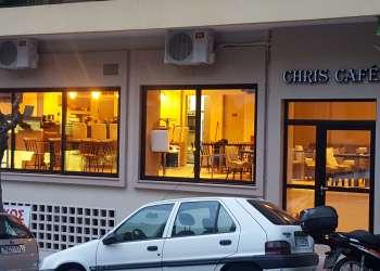 Κατασκευή Καφετέριας Chris Cafe στο Βύρωνα