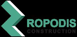 Εταιρεία Ανακαινίσεων - Γυψοσανίδες - Ψευδοροφές Ropodis Construction Main Logo