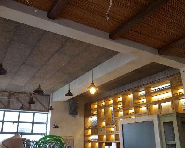 Επενδύσεις Γυψοσανίδας Μεζεδοπωλείου στο Γαλάτσι