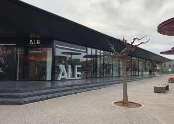Κατασκευή Νέο Κατάστημα Ale στο Smart Park